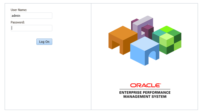 Customize your Oracle EPM Workspace - ALwAYSON