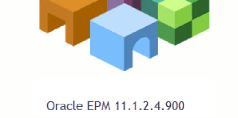 EPM 11.1.2.4.900: what's new?